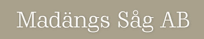 Madängs Såg AB logo