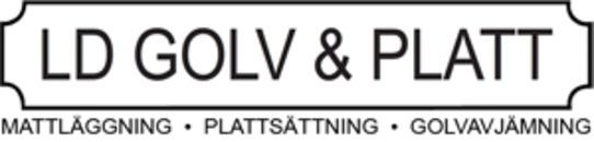 LD Golv & Platt AB logo
