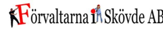 Förvaltarna i Skövde AB logo