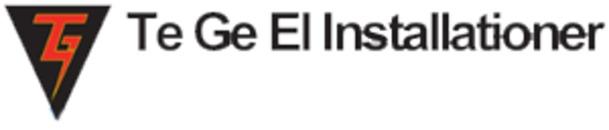 Te Ge El Installationer AB logo