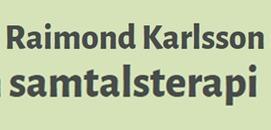 Raimond Karlsson Samtalsterapi logo