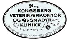 Kongsberg Veterinærkontor og Smådyrklinikk logo