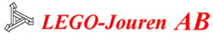 Lego-Jouren AB logo