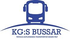 KG:s Busstrafik logo