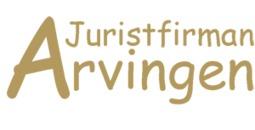 Juristfirman Arvingen logo