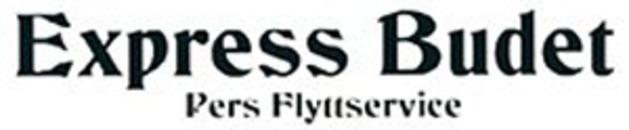 Express Budet, Pers Flyttservice logo