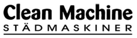 Clean Machine i Falkenberg AB logo