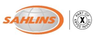 Sahlins Sweden AB logo
