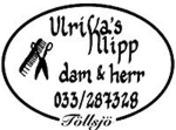 Ulrikas Klipp logo
