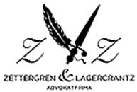 Advokatfirman Zettergren & Lagercrantz AB logo