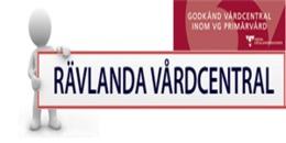 Rävlanda Vårdcentral logo