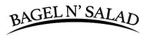 Bagel N' Salad logo