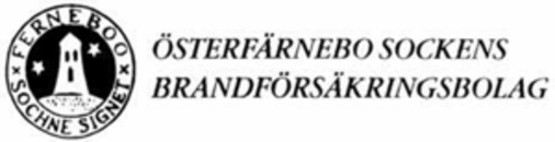 Österfärnebo sockens brandförsäkringsbolag logo