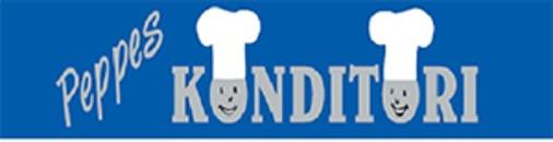 Peppes Konditori logo
