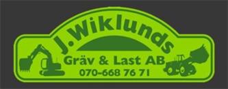 J.Wiklunds Gräv Och Last AB logo