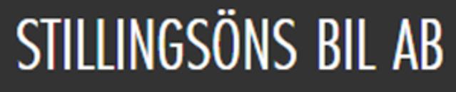 Stillingsöns Bil AB logo