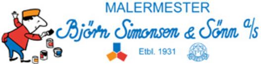 Bjørn Simonsen & Sønn AS logo