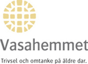 Vasahemmet Äldreboende logo
