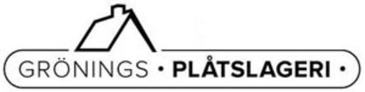 Grönings Plåtslageri AB logo