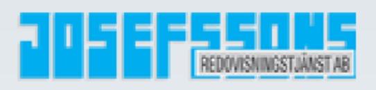 Josefssons Redovisningstjänst, AB logo