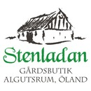 Stenladan Gårdsbutik Algutsrum logo