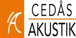 Cedås Akustik AB logo