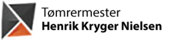 Tømrermester Henrik Kryger Nielsen logo