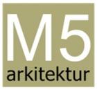 M5 Arkitektur AB logo