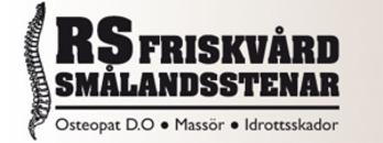RS Friskvård logo