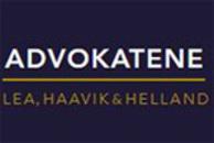 Advokatene Lea, Haavik, Helland og Falkeid logo