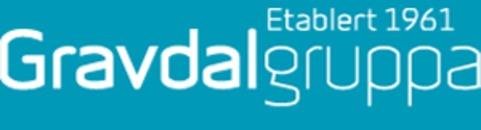 Gravdalgruppa logo