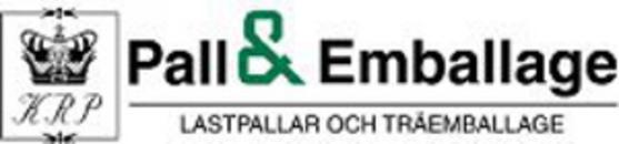 KRP Pall & Emballage AB logo