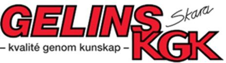 Gelins-KGK AB logo