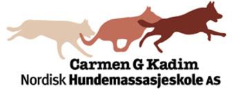 Nordisk Hundemassasjeskole AS logo