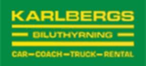 Karlbergs Biluthyrning logo