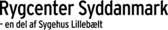 Rygcenter Syddanmark logo