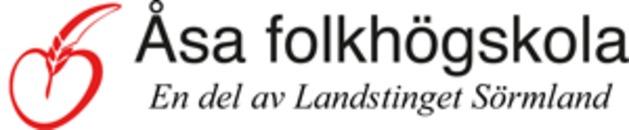Åsa folkhögskola logo