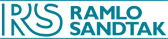 Ramlo Sandtak AS logo