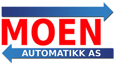 K Moen Automatikk AS logo