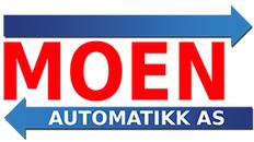 K Moen Automatikk AS logo