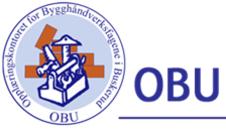Opplæringskontoret for Bygghåndverksfagene i Buskerud (OBU) logo