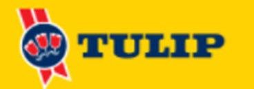 Tulip K-pack AB logo