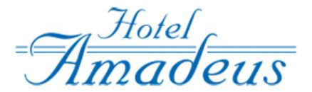 Amadeus Hotel logo