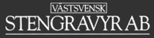 Västsvensk Stengravyr AB logo