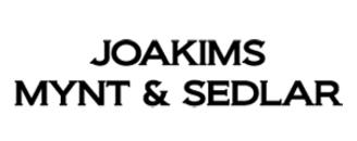 Joakims Mynt och Sedlar KB logo