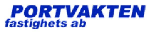 Portvakten, Fastighets AB logo