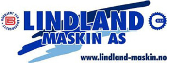 Lindland Maskin AS logo