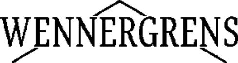 Wennergren Byggnads AB, J logo