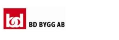 BD Bygg AB logo