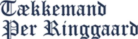 Tækkemand Per Ringgaard logo